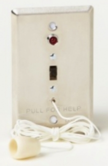 Auth Stainless Steel 9100 Nurse Call System