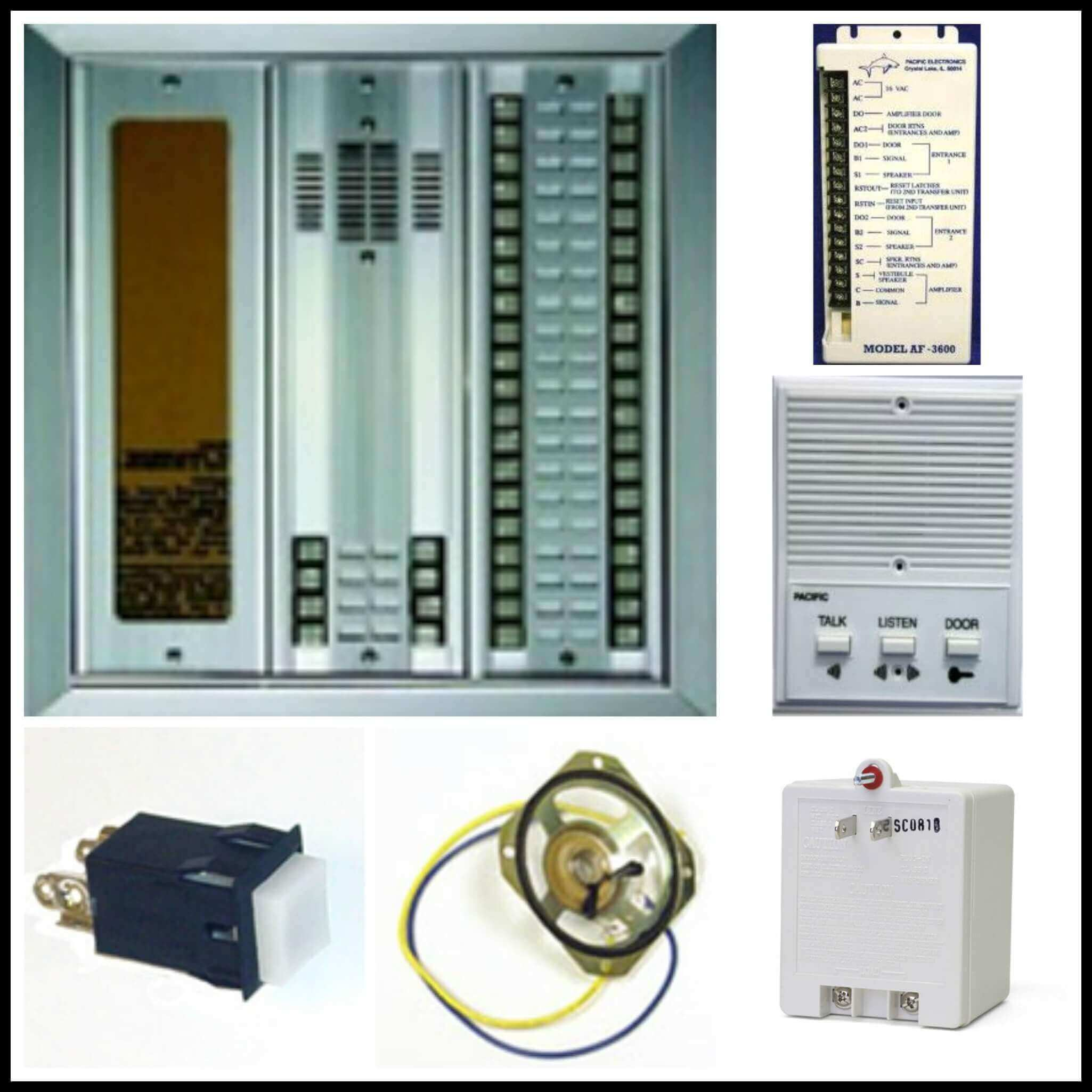 Apartment Intercom Systems Entry Jeron Wiring Diagram Auth Florence Equipment