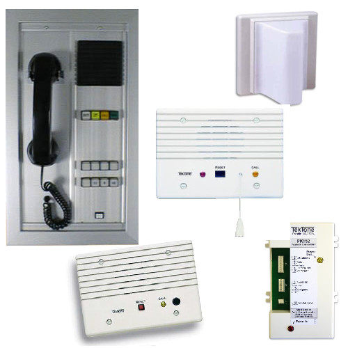 tektone nc150 nc200 nc300 nc500 call systems