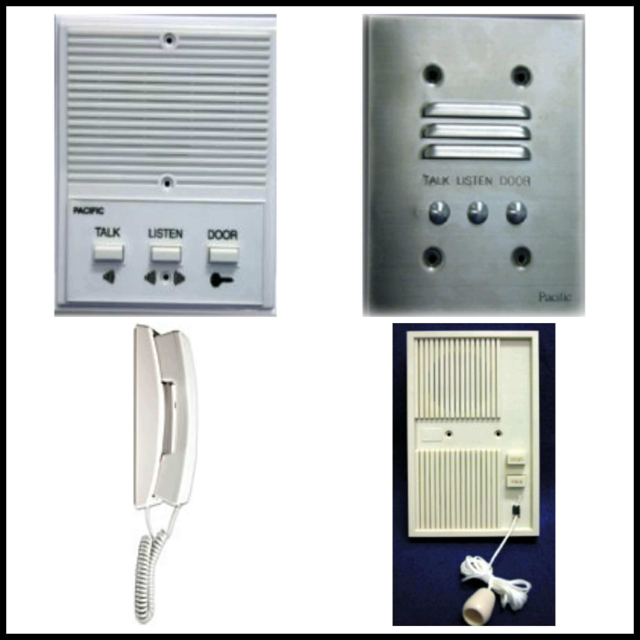 Pacific Intercom System Wiring Diagram Electrical Diagrams Apartment Systems Entry Nutone