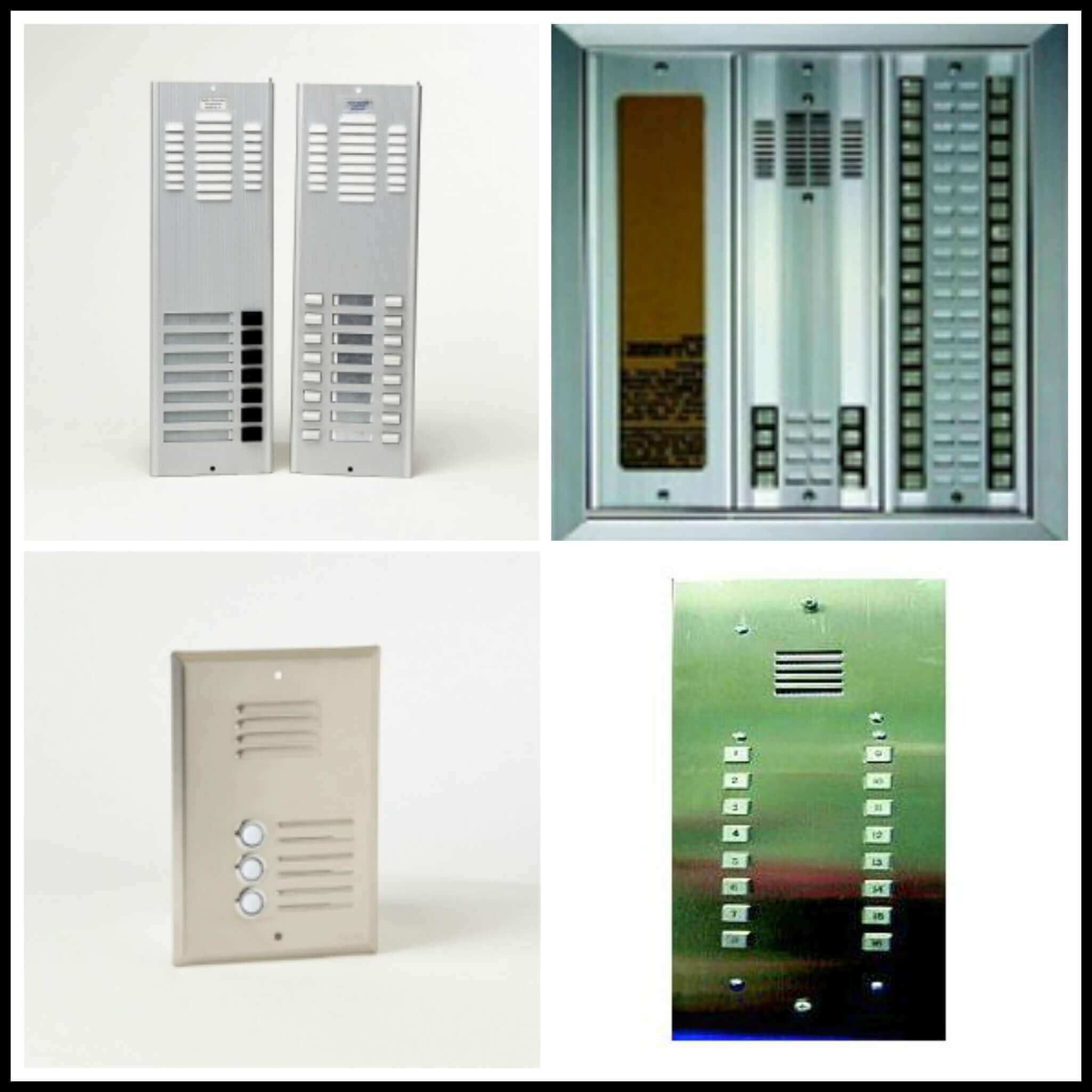 Pacific Intercom System Wiring Diagram Free For You Electronics Intercoms Apartment Systems Rh Commercialintercoms Com