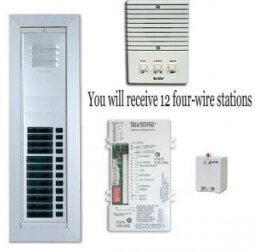 Packaged Tektone Intercoms Apartment Intercom Packaged Systems