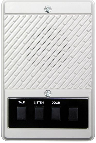 Is489 Is489 Mircom Apartment Intercom Single Gang Surface Ic