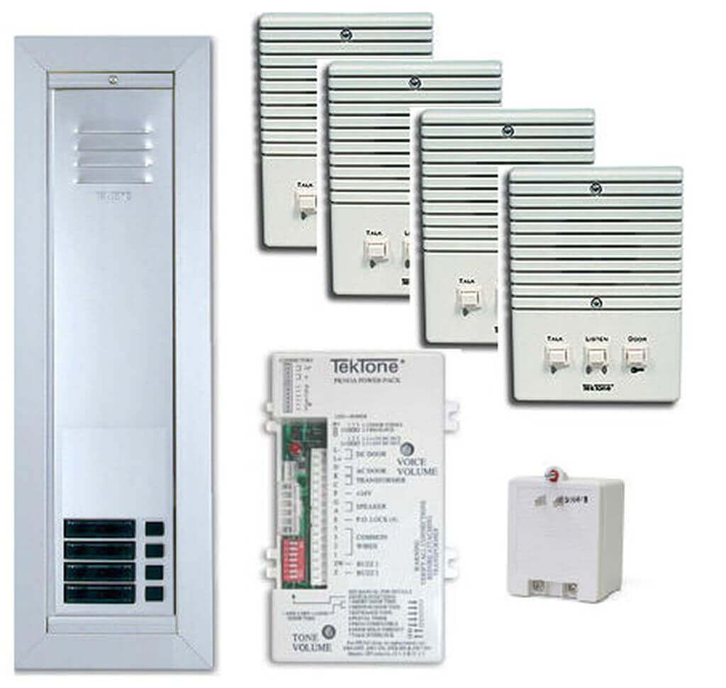 Tne Apartment Intercom Entry Systems Packaged